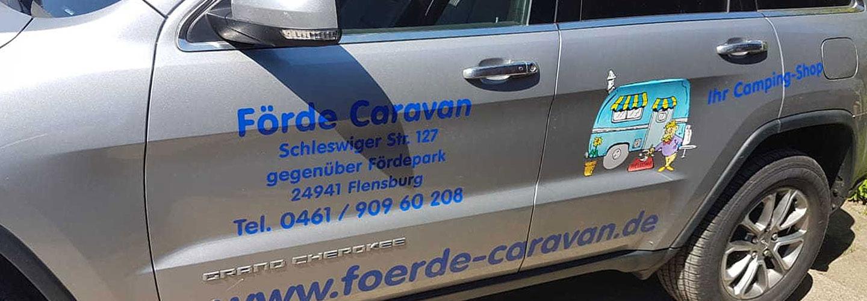 Impressionen Förde-Caravan, Bernd Weidemann
